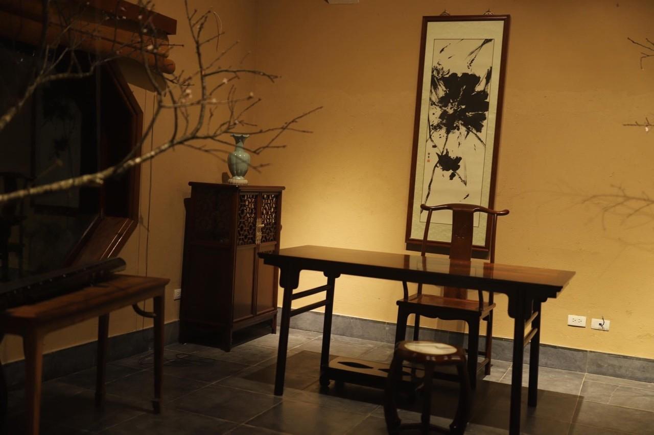 Gỗ nội thất thời nhà Minh